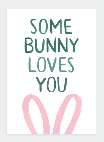 MM102 Some Bunny Loves You (Pack of 6)