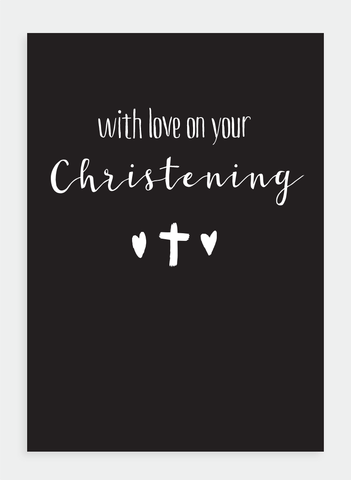 MM111 Christening (Pack of 6)