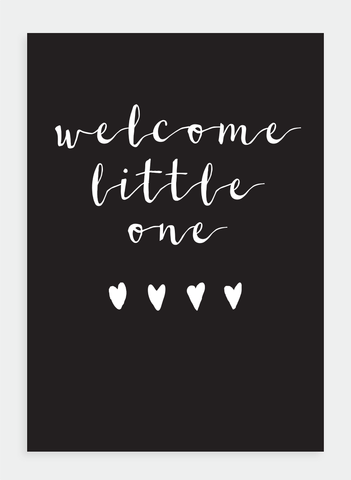 MM112 Welcome Little One (Pack of 6)
