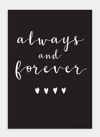 MM121 Always & Forever (Pack of 6)