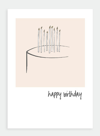 MM13 Happy Birthday (Pack of 6)