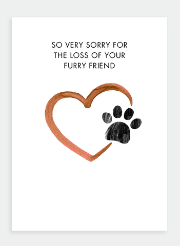 MM145 Furry Friend Loss (Pack of 6)