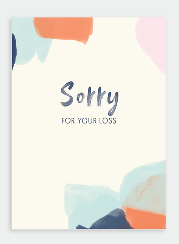 MM146 Sorry for your Loss (Pack of 6)