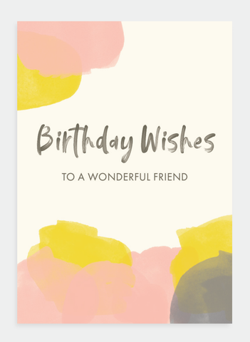 MM156 Birthday Wishes (Pack of 6)