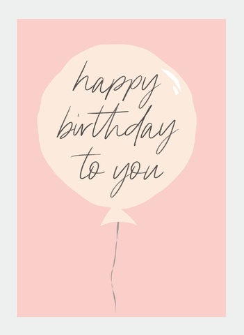 MM158 Happy Birthday To You (Pack of 6)