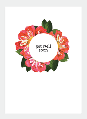 MM21 Get Well Soon (Pack of 6)