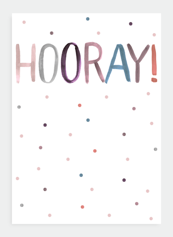 MM76 Hooray (Pack of 6)