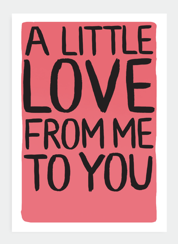 MM78 A Little Love... (Pack of 6)