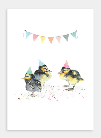 DB24 Duckling Party (Pack of 6)