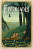 Everglades National Park Poster