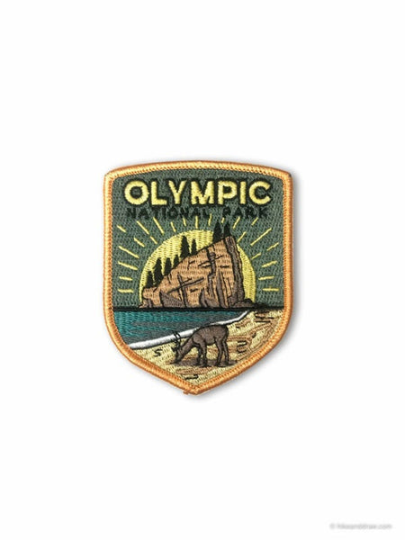 Olympic National Park Patch