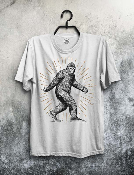 bigfoot shirt