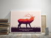 elk art canvas