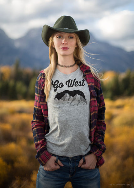 go west shirt