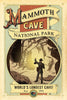 Mammoth Cave National Park Poster