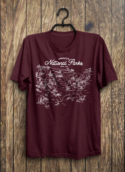 National Parks Shirt