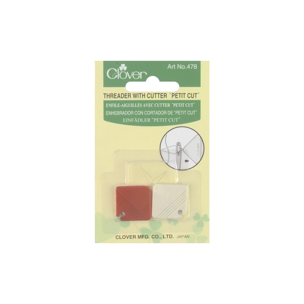 Needle Threader and Cutter Petit Cut-Accessories-KC Needlepoint
