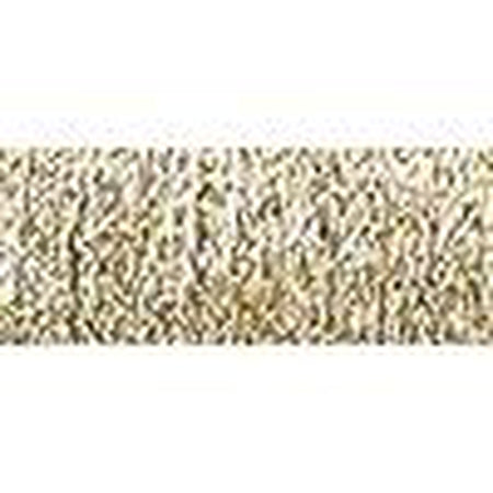 Kreinik #16-Kreinik-Fleur de Paris-Gold Wired 002W-KC Needlepoint