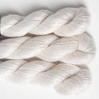 Pepper Pot Silk 002 Salt - needlepoint