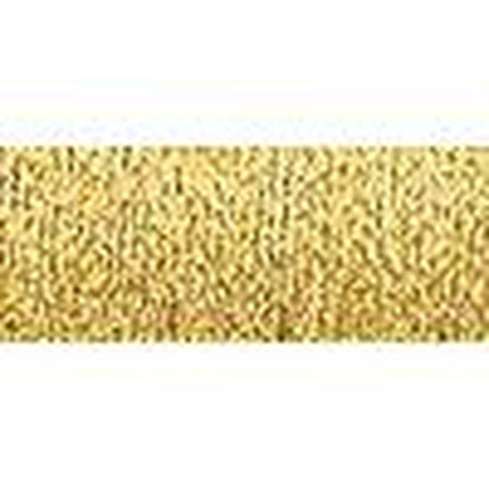 Kreinik #12-Kreinik-Fleur de Paris-Japan Gold 002J-KC Needlepoint