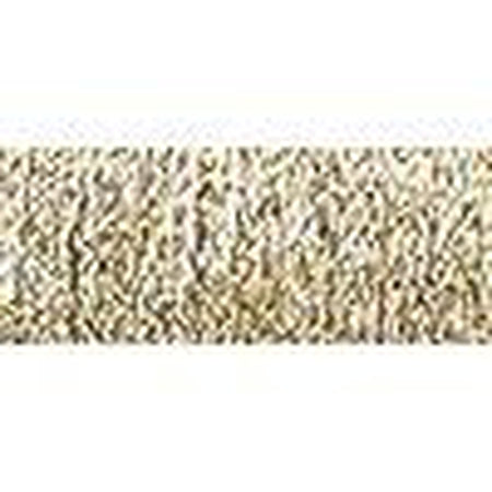 Kreinik #12-Kreinik-Fleur de Paris-Gold 002-KC Needlepoint