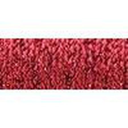 Kreinik #12-Kreinik-Fleur de Paris-Red HL 003HL-KC Needlepoint