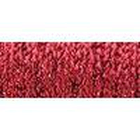 Kreinik #16-Kreinik-Fleur de Paris-Red HL 003HL-KC Needlepoint