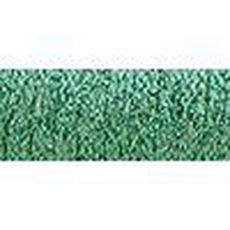 Kreinik #12-Kreinik-Fleur de Paris-Green 008-KC Needlepoint