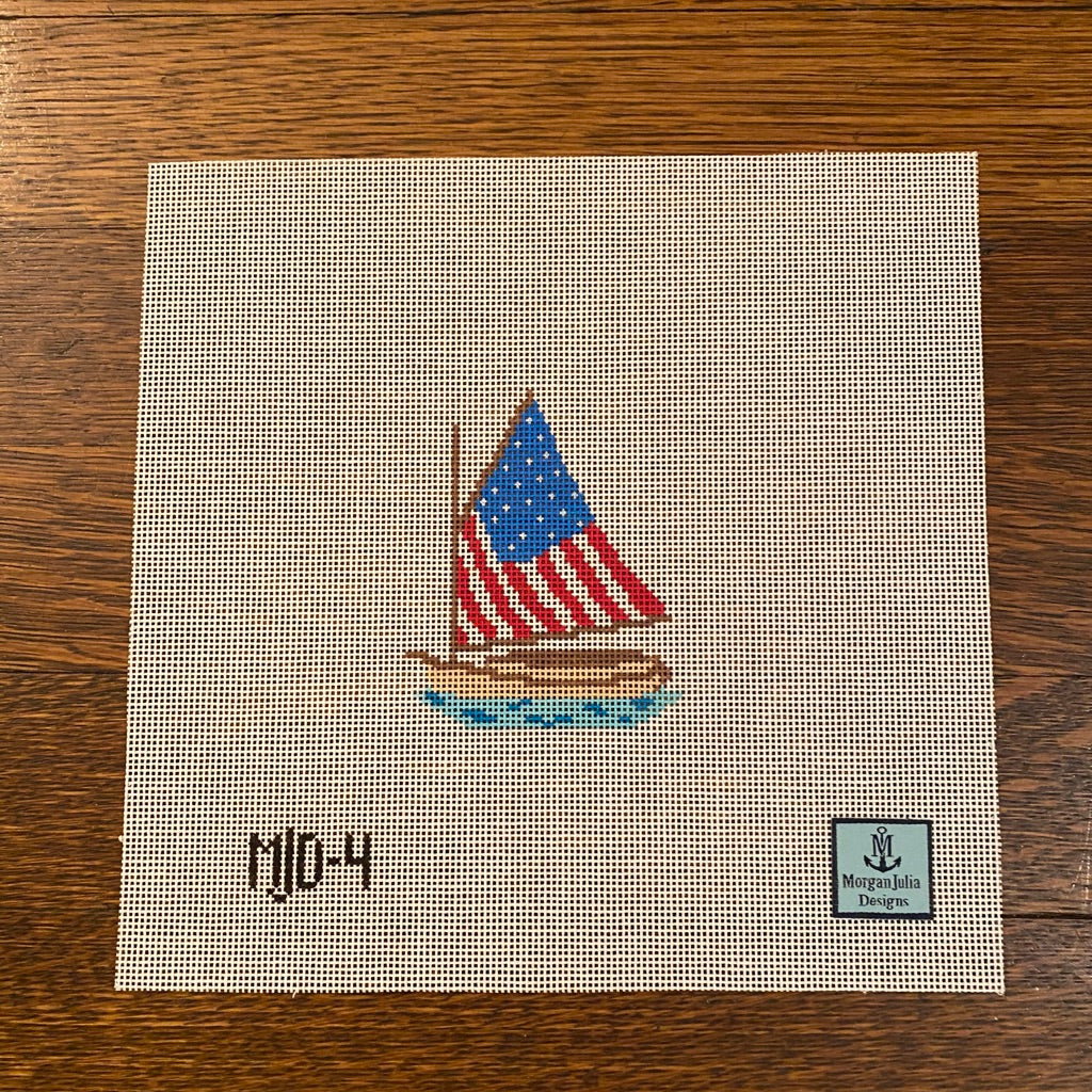 American Sails Canvas - needlepoint