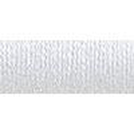 Kreinik #12-Kreinik-Fleur de Paris-White 100-KC Needlepoint