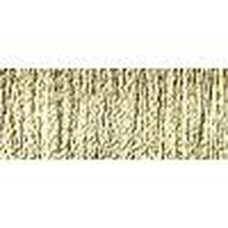 Kreinik #12-Kreinik-Fleur de Paris-Colonial Gold 104C-KC Needlepoint