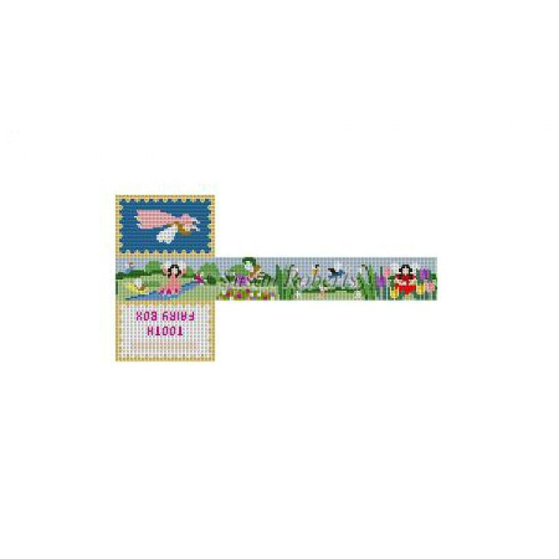 Tooth Fairy Garden Box Canvas