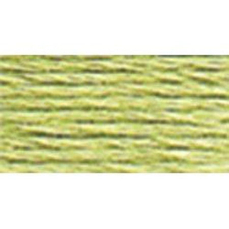 DMC 3 Pearl Cotton 3348 - needlepoint