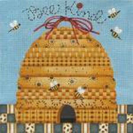 Bee Kind Needlepoint Canvas
