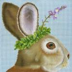 Peter Bun Needlepoint Canvas