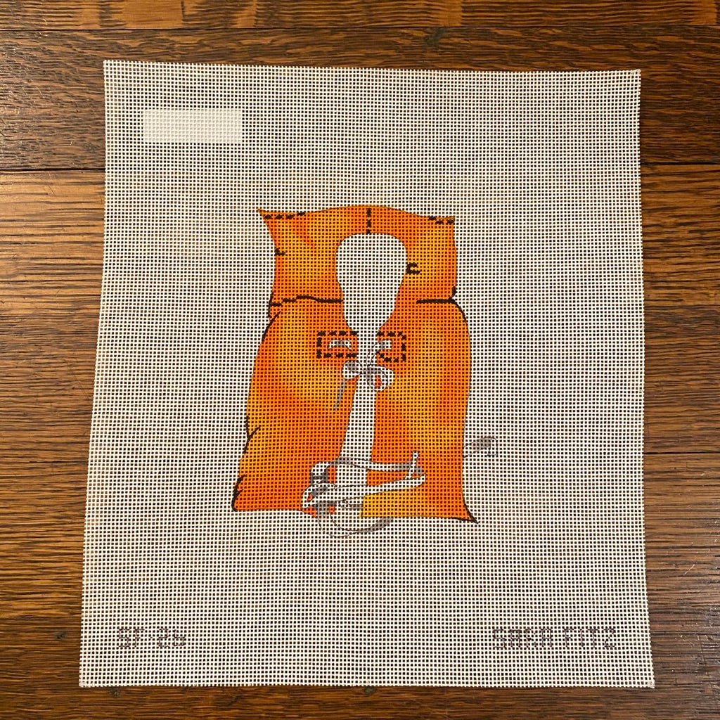 Life Jacket Canvas