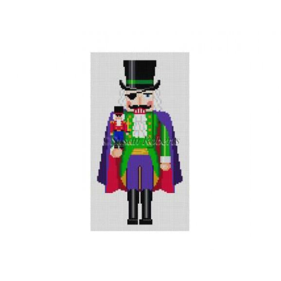 Herr Drosselmeir Nutcracker Canvas