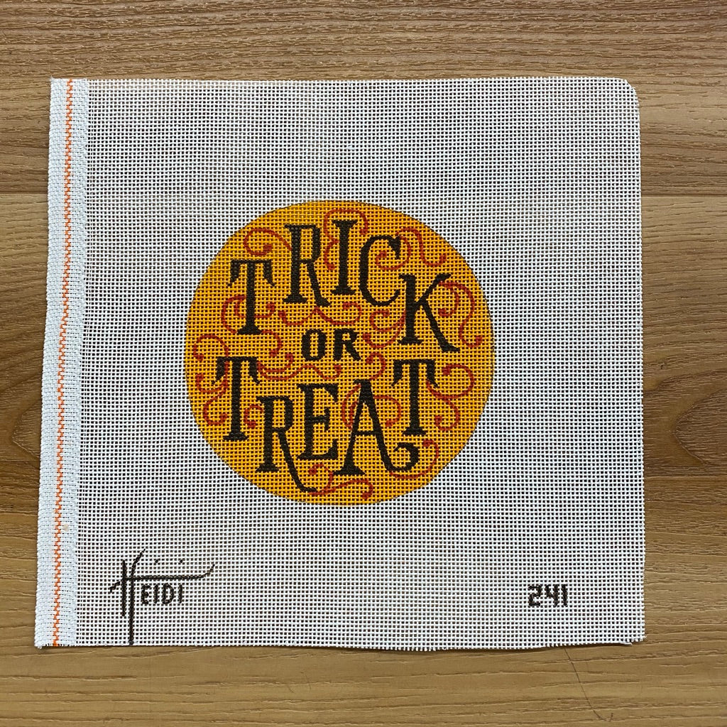 Trick or Treat Canvas
