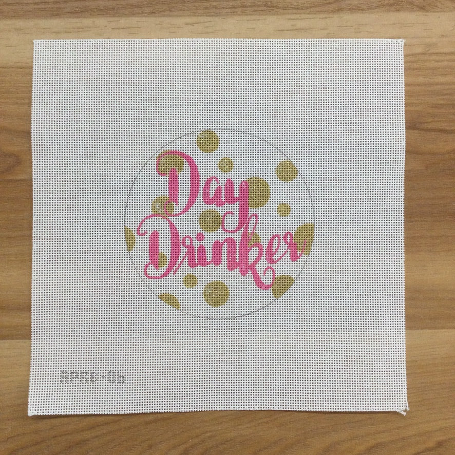 Day Drinker Canvas