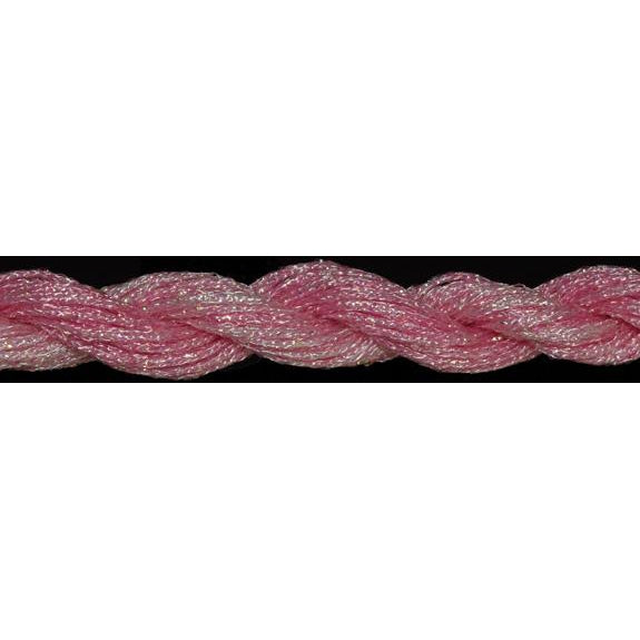 ThreadworX #12 Overdyed Metallic Cherry Blossom-Metallic-ThreadworX-KC Needlepoint