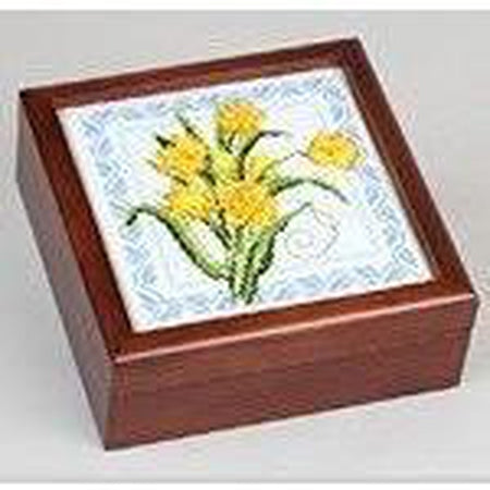 Simply Square Box-Accessories-Sudberry House-KC Needlepoint
