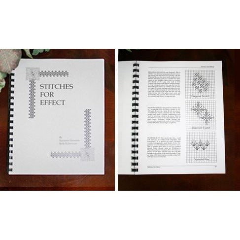 Stitches for Effect Book-Accessories-Caron Collection-KC Needlepoint