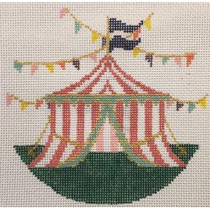 Big Top Tent Round Canvas