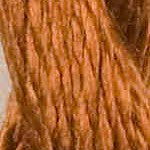Vineyard Silk C034 Caramel-Vineyard Silk-Wiltex Threads-KC Needlepoint