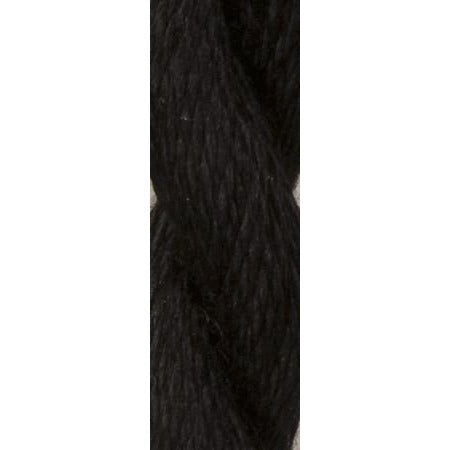 Vineyard Silk Shimmer S5111 Jet Black - needlepoint