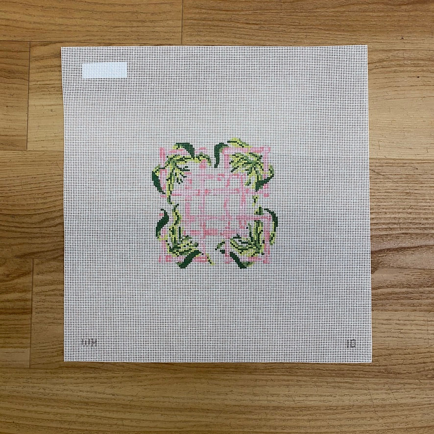 Vera Canvas - needlepoint