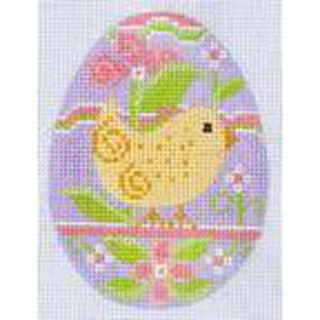 Chick Egg Canvas