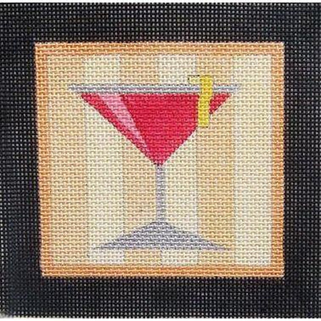 Cosmopolitan Canvas-Needlepoint Canvas-Raymond Crawford-KC Needlepoint