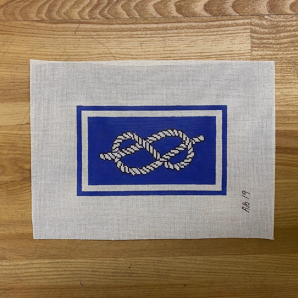 Literally Can Knot Canvas