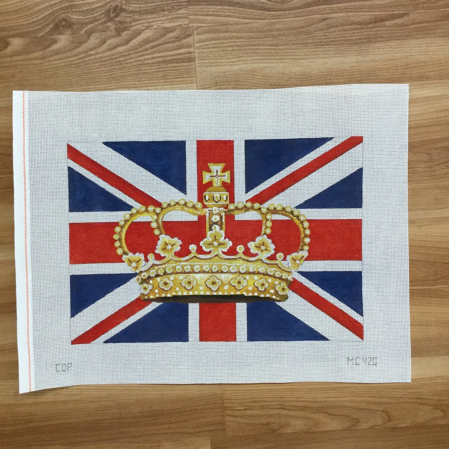 British Flag Canvas